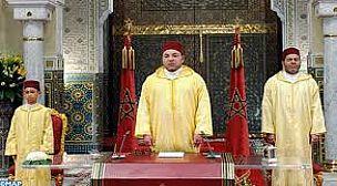 الملك محمد السادس يوجه خطابا للشعب المغربي غدا الخميس