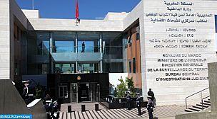 تفكيك خلية إرهابية تتكون من خمسة عناصر ينشطون بمدن بني ملال وسيدي علال البحراوي وتينزولين (إقليم زاكورة)