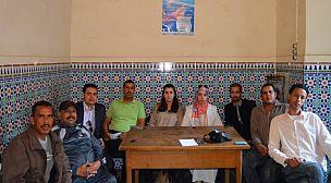 الاعلان عن تشكيل مكتب نقابة الصحافيين المغاربة فرع مراكش