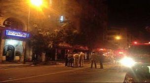 """انفجار قوي يهز فندق """"ماجستيك"""" وسط الدار البيضاء"""