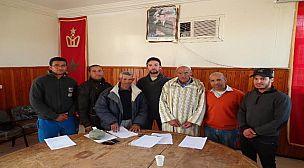 تأسيس جمعية الشروق للثقافة والتنمية بخريبكة