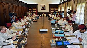 مجلس الحكومة يصادق على تعيينات في مناصب عليا