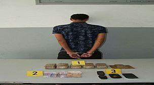 أمن أكادير يوقف سابا من اجل الحيازة والاتجار في المخدرات