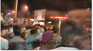 مسيرة الشموع وانضمام ضحايا هدم منازل المسيرة 2 + فيديو