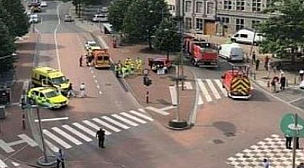 بلجيكا: اطلاق نار بلييج يتسبب في مصرع 4 اشخاص منهم شرطي