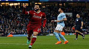 محمد صلاح يجدد مع ليفربول