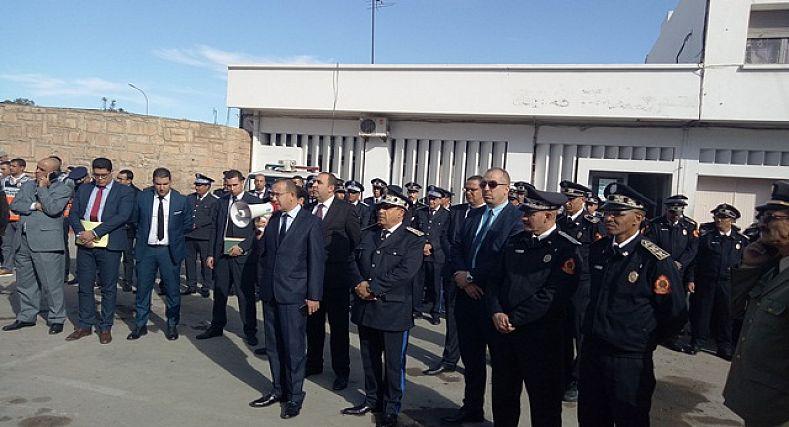 أكادير: الأمن الوطني يؤمن احتفالات راس السنة 2019