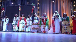 أكادير…عرض أزياء وعرس أمايزيغي بمناسبة رأس السنة 2969