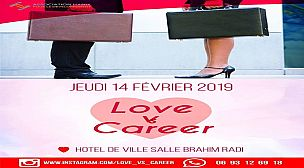 الحب/العمل أية علاقة؟ بتدخل زيجات ستشارك تجاربها في عيد الحب