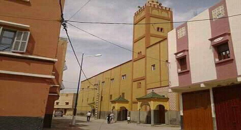 المسجد الكبير بحي الشراردة أولاد تايمة يتعرض للسرقة من طرف مجهول