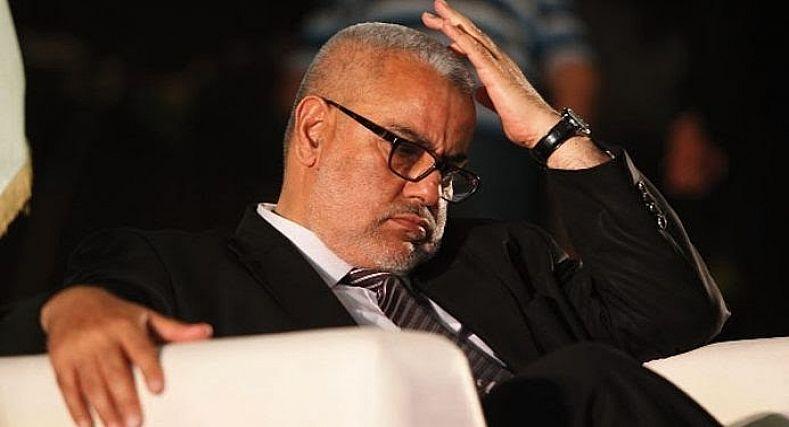 سابقة: رئيس  حكومة سابق يُعادي المؤسسات الدستورية  ويستقوي بجماعة محظورة