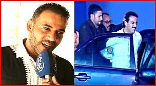 """أول تصريح للفنان الأمازيغي""""براهيم أسلي"""" بعد ضجة اعتقاله بتهمة شراء سيارة مسروقة."""