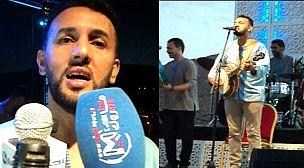 """تصريح الفنان الأمازيغي العربي إمغران لجريدة """"ماروك نيوز"""" على هامش مهرجان """"الأركان"""" بــتغيرت."""