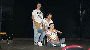 """""""ظلال أنثى"""" إبداع جديد للمسرح الأدبي بالمغرب"""