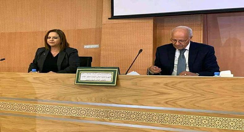 برئاسة الوزير أوعويشة…تنصيب الدكتورة خديجة الصافي رئيسة لجامعة الحسن الأول