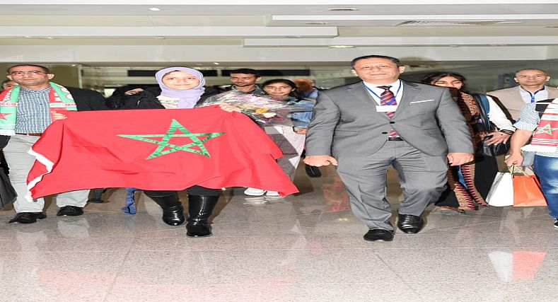 تحدي القراءة العربي للموسم الرابع: الكاتب العام للوزارة ومدير الأكاديمية في استقبال الوفد المغربي المشارك في التصفيات النهائية