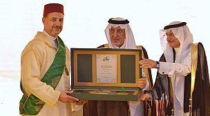 السعودية: تكريم الدكتور عبادي اعترافا بدوره الفقهي والعلمي الهادفين