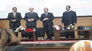 سابقة مفرحة: سفير روسيا يفتتح ماستر بجامعة فاس