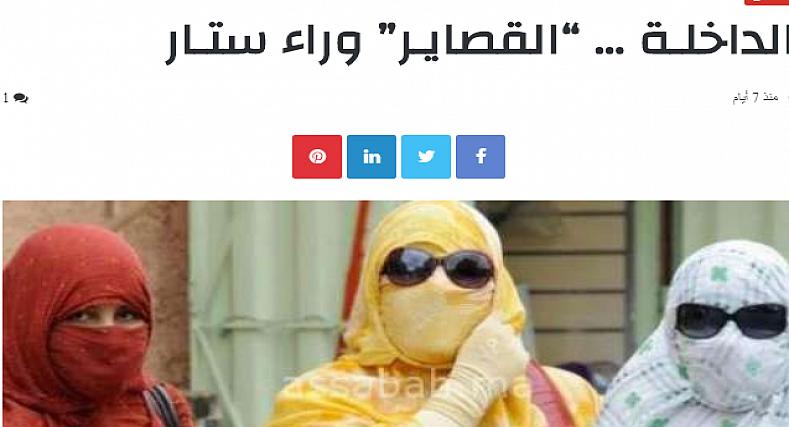 """النقابة الوطنية للصحافة المغربية تصدر بلاغا حول تداعيات مقال جريدة الصباح تحت عنوان """" الداخلة القصاير وراء الستار """""""