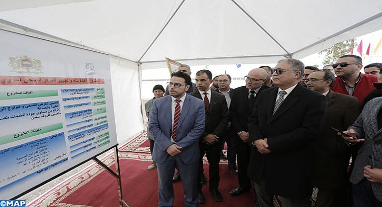 سيدي سليمان : تدشين منصة للشباب السليماني بحي الليمونة ستشكل فرصة مهمة على درب التشغيل