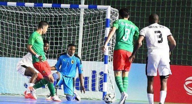 """كان """"الفوتسال"""" العيون 2020: المنتخب المغربي يتأهل للمونديال ويواجه مصر في النهائي"""