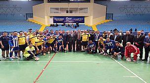 فريق الأمن الوطني لبويكرى يفوز بدوري أكادير + صور