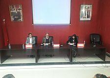 جامعة ابن طفيل: عالم الاِجتماع المغربي الدكتور إدريس بن سعيد يلقي محاضرة افتتاحية للدورة الربيعية