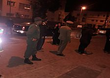 فيديو : بعد إعلان حالة الطوارئ الصحية…سلطات اكادير تشنّ حملة تمشيطية لإخلاء شوارع المدينة