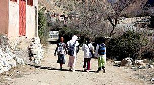 """سيدي بيبي- اشتوكة- """"مدرسة القرب""""مبادرة جمعوية متميزة في زمن """" كورونا"""""""