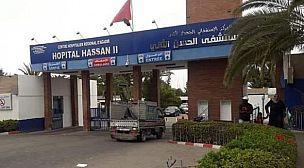 أكادير… المدير الاقليمي لوزارة الصحة يدخل العناية المركزة