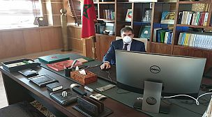 رؤساء جهات المغرب يتناقشون التدابير التي اتخذت لمواجهة كورونا