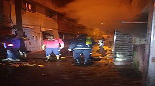 القنيطرة: اندلاع حريق مهول بأحد المنازل بالساكنية وتدخّل لعامل الإقليم
