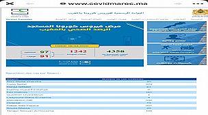 ارتفاع عدد الاصابات بفيروس كورونا بالمغرب إلى 1242 حالة مؤكدة