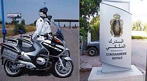 القنيطرة: الدرك الملكي بالطريق السيار يحبط محاولة تهريب كمية كبيرة من الأقراص المهلوسة