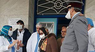 كورونا المغرب ..تسجيل 107 حالة شفاء و 97 إصابة جديدة.