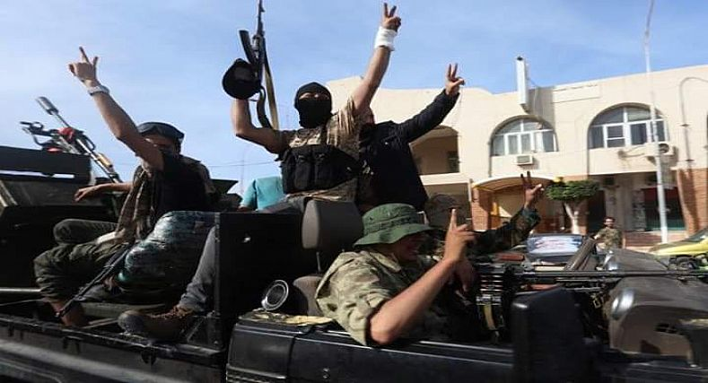 ليبيا.. قوات الوفاق تسيطر على مدينة الأصابعة بالجبل الغربي وتركيا تنذر حفتر
