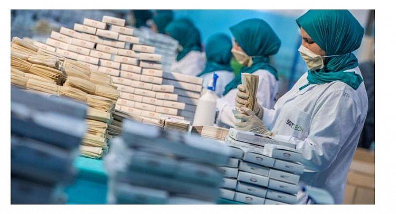 جهود المغرب في مواجهة فيروس كوفيد –19