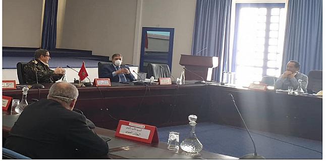 مجلس جهة سوس ماسة يعد خطة لاحياء القطاع السياحي