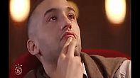 فيديو مؤثر  : زياش يودع امه وناديه اجاكس الى تشيلسي بالدموع