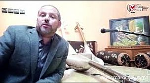 """الفنان مصطفى الشهبوني ضيف الحلقة من برنامج """" نجوم في زمن الجائحة"""""""