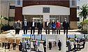 في عز جائحة كوفيد 19، رئيس جامعة سيدي محمد بن عبد الله بفاس يتفقد عدة مؤسسات تابعة للجامعة