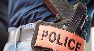 شرطي يضع حدا لحياته باستعمال مسدس زميله.