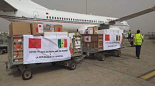 المساعدات الطبية المغربية تصل الى دول افريقية وهذه التفاصيل