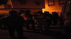 القنيطرة: الأجهزة الأمنية تواصل حملة الاعتقالات في حقّ مخالفي تدابير الحجر الصحي بالساكنية