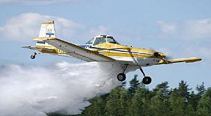 القنيطرة: انطلاق عمليات محاربة أسراب هائلة من البعوض بواسطة المبيدات