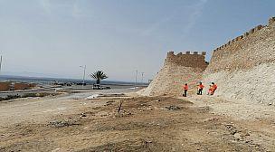 انطلاق عملية تأهيل الموقع التاريخي قصبة أكادير أوفلا ومحيطها+ صور