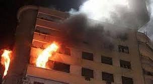 عاجل…اندلاع حريق في منزل بتطوان