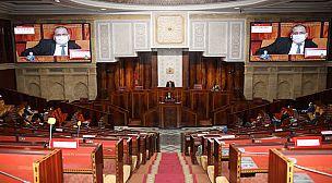 مجلس النواب يصادق على قانون المالية المعدل بمعارضة 43 نائبا