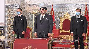 هذه أهم نقاط خطاب الملك في الذكرى 21 لعيد العرش + النص الكامل للخطاب الملكي