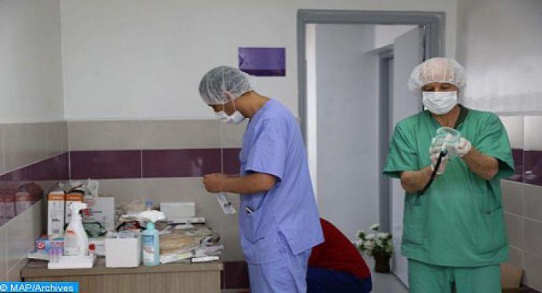 تسجيل أكبر حصيلة لوفيات فيروس كورونا في المغرب.